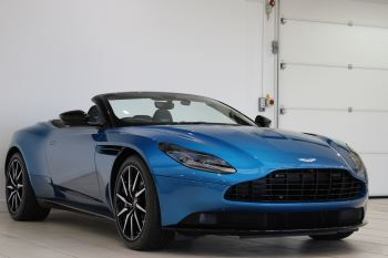 Aston Martin DB11 V8 Volante Touchtronic 4.0 Automatic 2 door Convertible (2020)