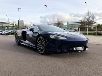 McLaren GT V8 2dr SSG Auto 4.0 Automatic 3 door Coupe (2021)