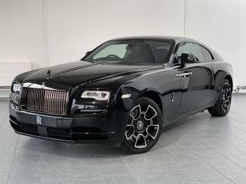 Rolls-Royce Black Badge Wraith Black Badge 2dr Auto 6.6 Automatic Coupe (2020)