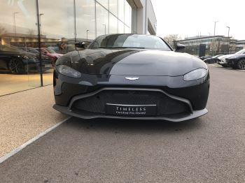 Aston Martin New Vantage 2dr ZF 8 Speed Ultramarine Black  4.0 Automatic 3 door Coupe