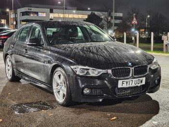 BMW 3 Series 330d M Sport Step 3.0 Diesel Automatic 4 door Saloon (2017)