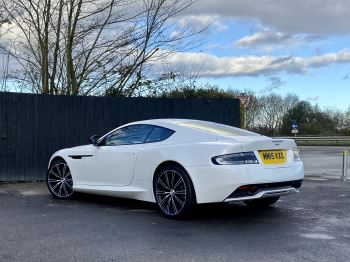 Aston Martin DB9 Carbon Edition V12 2dr Touchtronic image 5 thumbnail