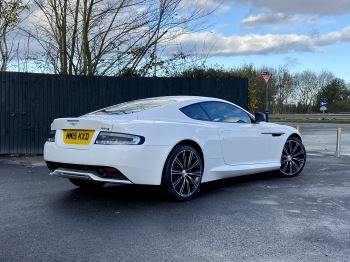 Aston Martin DB9 Carbon Edition V12 2dr Touchtronic image 7 thumbnail