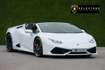 Lamborghini Huracan LP 580-2 2dr LDF 5.2 Automatic Coupe (2017)