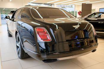 Bentley Mulsanne Mulsanne 6.75 Edition by Mulliner image 5 thumbnail