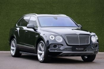 Bentley Bentayga Diesel 4.0 V8 Mulliner Driving Spec 5dr Auto - 7 Seat Specification Diesel Automatic 4x4 (2017)