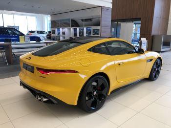 Jaguar F-TYPE 5.0 P450 Supercharged V8 R-Dynamic image 4 thumbnail