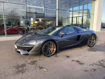 McLaren 570S Spider V8 2dr SSG 3.8 Automatic Convertible (2018)