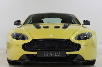 Aston Martin V12 Vantage S Coupe S 2dr Sportshift III image 2 thumbnail