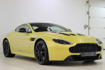 Aston Martin V12 Vantage S Coupe S 2dr Sportshift III image 3 thumbnail