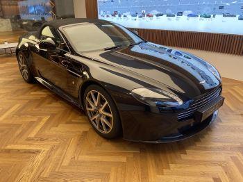 Aston Martin V8 Vantage S Roadster S 2dr Sportshift image 4 thumbnail