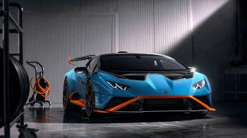 Lamborghini Huracan STO - From racetrack to road thumbnail image