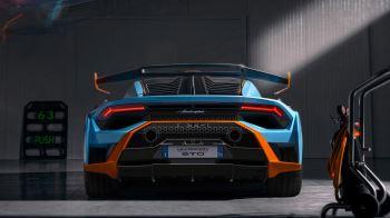 Lamborghini Huracan STO - From racetrack to road image 5 thumbnail