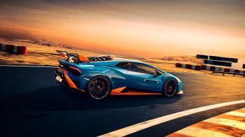 Lamborghini Huracan STO - From racetrack to road image 6 thumbnail