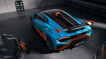 Lamborghini Huracan STO - From racetrack to road image 7 thumbnail
