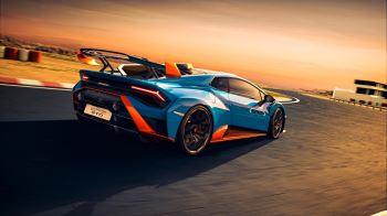 Lamborghini Huracan STO - From racetrack to road image 11 thumbnail