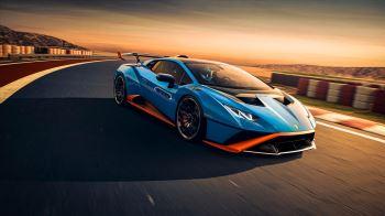 Lamborghini Huracan STO - From racetrack to road image 12 thumbnail