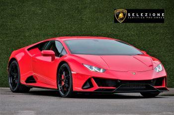 Lamborghini Huracan 5.2 V10 640 2dr Auto AWD Automatic Coupe (2020)