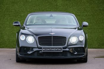 Bentley Continental GTC 4.0 V8 S Mulliner Driving Spec image 2 thumbnail