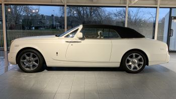 Rolls-Royce Phantom Drophead Coupe Series 2 image 13 thumbnail