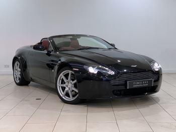 Aston Martin V8 Vantage Roadster 2dr Sportshift 4.3 Automatic Roadster (2007)