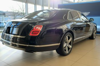 Bentley Mulsanne Speed 6.8 V8 Speed - Speed Premier, Entertainment and Comfort Specification image 2 thumbnail