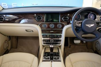 Bentley Mulsanne Speed 6.8 V8 Speed - Speed Premier, Entertainment and Comfort Specification image 17 thumbnail