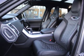 Land Rover Range Rover Sport 5.0 V8 S/C 575 SVR 5dr image 10 thumbnail