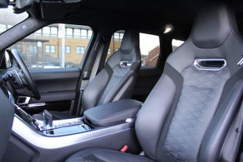 Land Rover Range Rover Sport 5.0 V8 S/C 575 SVR 5dr image 14 thumbnail