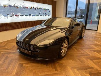 Aston Martin V8 Vantage S Roadster S 2dr Sportshift 4.7 Automatic Roadster (2012.25)