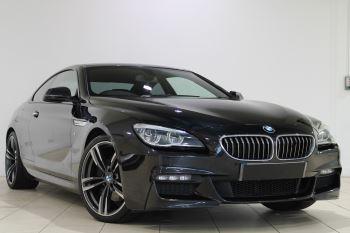 BMW 6 Series 640d M Sport 2dr 3.0 Diesel Automatic Coupe (2016)