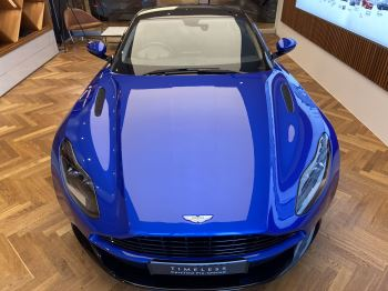 Aston Martin DB11 V8 2dr Touchtronic 4.0 Automatic Coupe (2017)