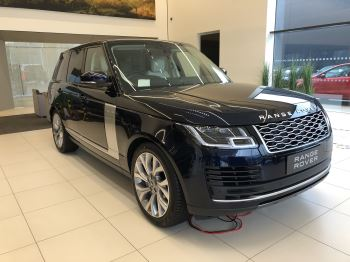 Land Rover Range Rover 3.0 D300 Westminster 52020 SPECIAL EDITION Diesel Automatic 4 door Estate