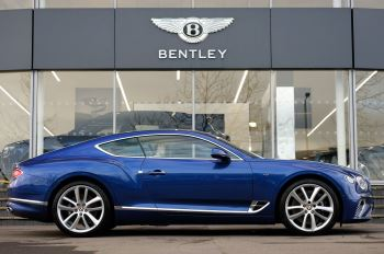 Bentley Continental GT 4.0 V8 Mulliner Driving Spec 2dr Auto - Centenary and Touring Specification image 3 thumbnail