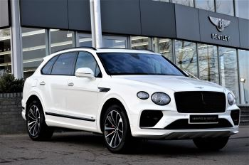Bentley Bentayga 4.0 V8 - Touring and Front Seat Comfort Specification  Automatic 5 door Estate (2021)