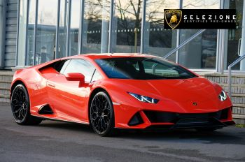 Lamborghini Huracan EVO 5.2 V10 640 2dr Auto AWD Automatic Coupe