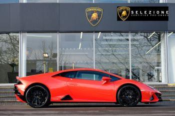 Lamborghini Huracan EVO 5.2 V10 640 2dr Auto AWD image 2 thumbnail