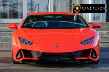 Lamborghini Huracan EVO 5.2 V10 640 2dr Auto AWD image 5 thumbnail