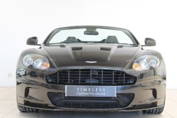 Aston Martin DBS CARBON V12 2dr Volante Touchtronic image 3 thumbnail