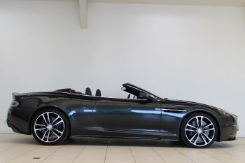 Aston Martin DBS CARBON V12 2dr Volante Touchtronic image 5 thumbnail