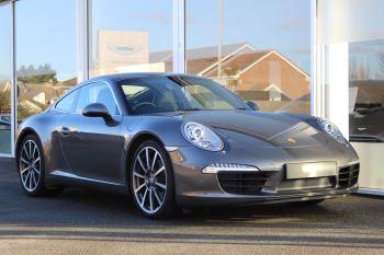 Porsche 911 2dr PDK 3.4 Automatic Coupe (2013)