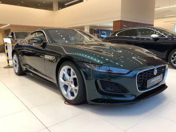 Jaguar F-TYPE Coupe Coupe 2.0 P300 RWD R-Dynamic 5.0 Automatic 2 door (2021)