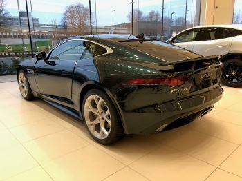Jaguar F-TYPE Coupe Coupe 2.0 P300 RWD R-Dynamic image 3 thumbnail