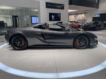 McLaren 570S Spider V8 2dr SSG image 14 thumbnail