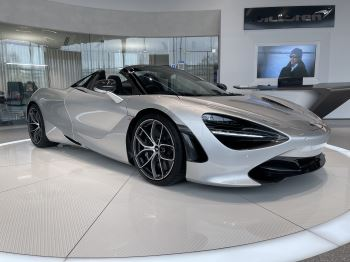 McLaren 720S Spider 4.V8 2 DR PERFORMANCE 4.0 Automatic 2 door Convertible (2019)