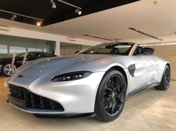 Aston Martin New Vantage Roadster ZF 8 Speed 4.0 Automatic 2 door Roadster