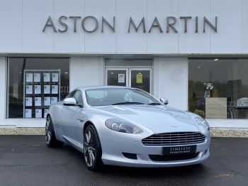 Aston Martin DB9 V12 2dr Touchtronic [470] 5.9 Automatic 3 door Coupe (2010)