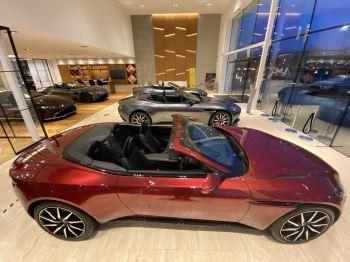 Aston Martin DB11 V8 Volante Touchtronic image 5 thumbnail