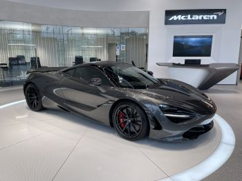 McLaren 720S 4.V8 2 DR PERFORMANCE 4.0 Automatic 2 door Coupe (2020)