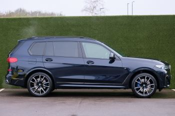 BMW X7 xDrive40i M Sport 5dr Step - Head up Display - M Sport exhaust system image 4 thumbnail